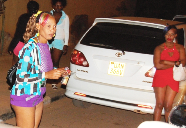 Modelle aus Kigale